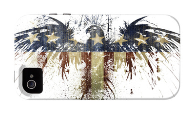 Eagles Become iPhone 4/4S Case