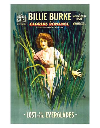 Gloria's Romance – 1916 I Giclee Print