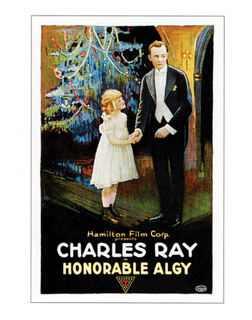 The Honorable Algy - 1916 Giclee Print
