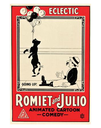 Romiet And Julio - 1915 Giclee Print