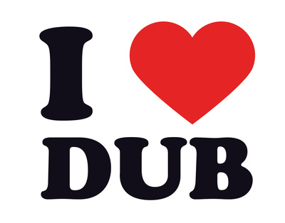 I Heart Dub Lmina gicle