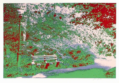 Bench in the Park Edition limitée