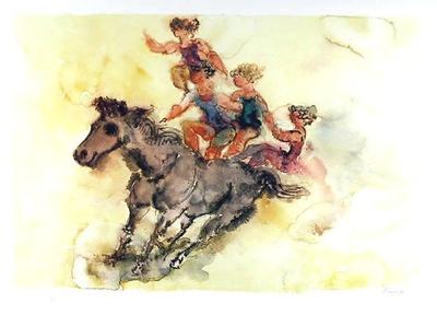 Bombrick Rider Særudgave