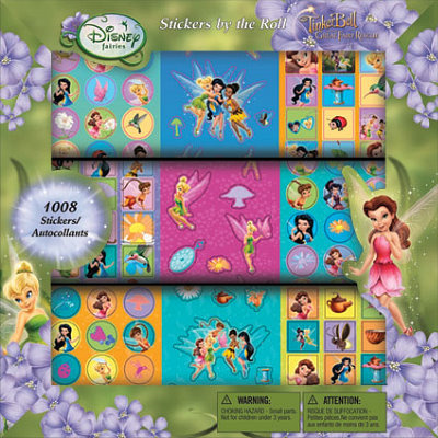 Disney Fairies Stickers Set Adesivos