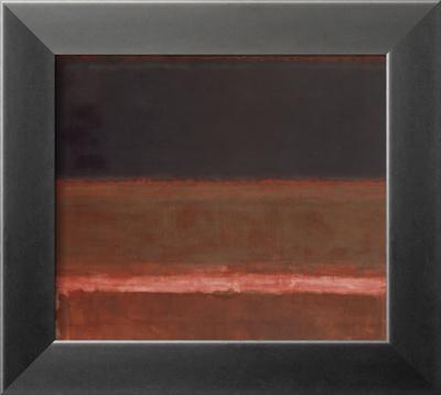 Four Darks in Red, 1958 Poster di Mark Rothko