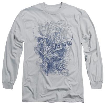 Long Sleeve: The Dark Knight Rises – Batman Character Study Shirt