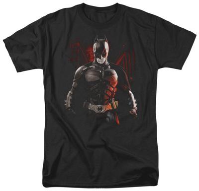 The Dark Knight Rises - Batman Battleground T-shirts