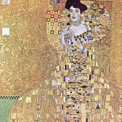 Portrait of Adele Bloch-Bauer I, c.1907 Pósters por Gustav Klimt