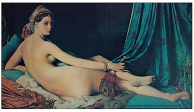 The Grand Odalisque, c.1814 Prints by Jean-Auguste-Dominique Ingres
