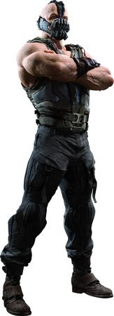 Bane 2 - Dark Knight Rises Cardboard Cutouts