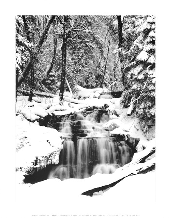 Snowy River (Waterfall) Prints
