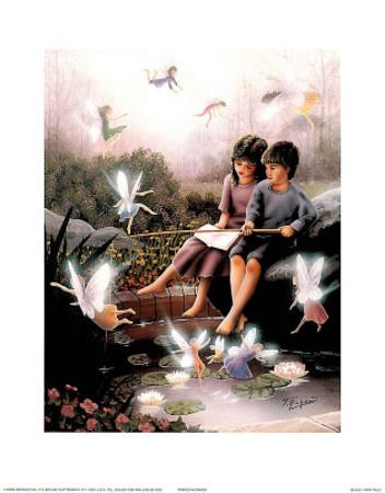 Fairy Tale l Prints by T Richard