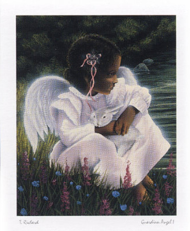 Guardian Angel Posters by T. Richard