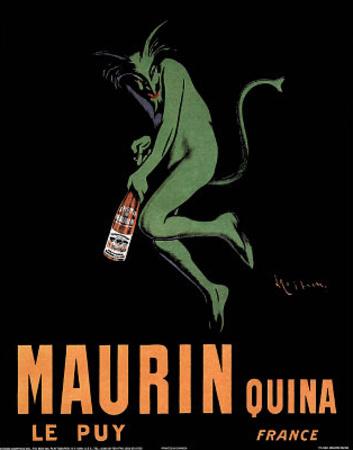 Maurin Quina Posters by Leonetto Cappiello
