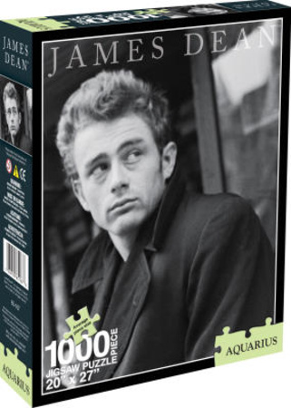 James Dean 1000 Piece Jigsaw Puzzle Puzzle