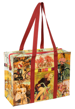 Bicycle Tote Bag Sacola