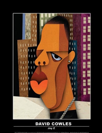 David Cowles- Jay-Z Prints by David Cowles