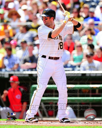 Neil Walker 2012 Action Photo