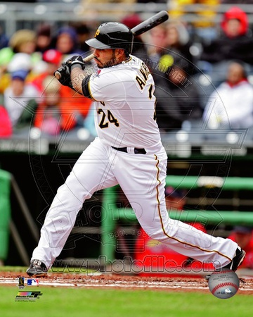 Pedro Alvarez 2012 Action Photographie