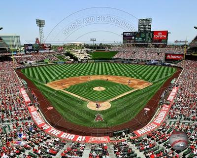 Anaheim at Angel Stadium 2012 Photo