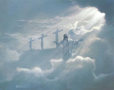 Three Crosses Prints by Danny Hahlbohm