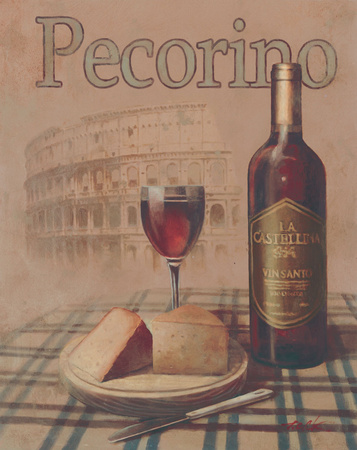 Pecarino-Roma Posters by T. C. Chiu