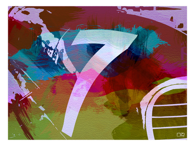 Racing 7 Prints by  NaxArt