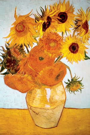 Sunflowers, c.1888 Posters by Vincent van Gogh