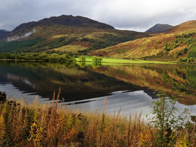 Loch Lochy, Inverness, Scotland, United Kingdom, Europe Photographic Print by Peter Richardson