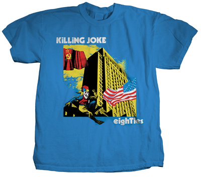 Killing Joke - Eighties T-Shirt