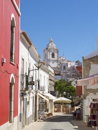 Old Town of Lagos, Algarve, Portugal Photographic Print by Katja Kreder