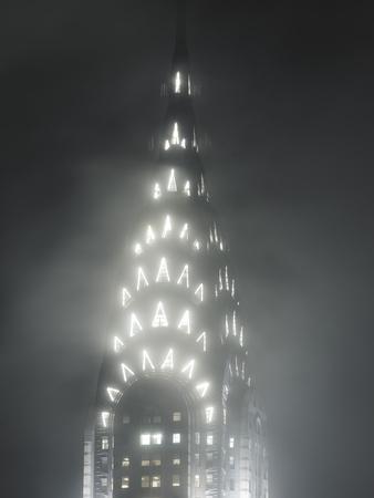 Chrysler Building, Midtown, Manhattan, New York City, USA Photographic Print by Jon Arnold