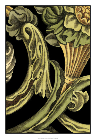 Classical Frieze IV Giclee Print by Ethan Harper