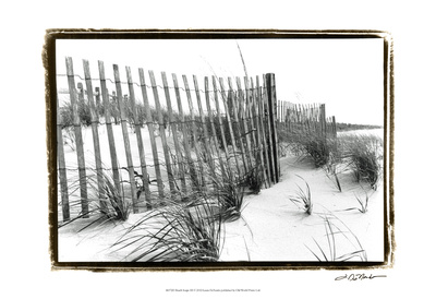 Beach Scape III Posters by Laura Denardo