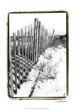 Beach Scape II Prints by Laura Denardo