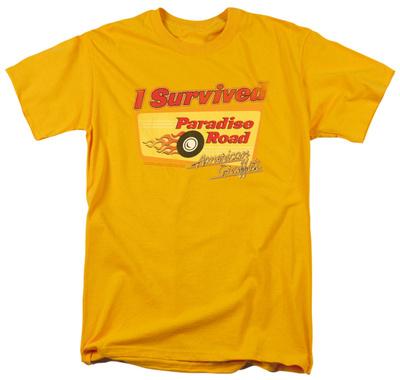 American Grafitti - Paradise Road T-Shirt