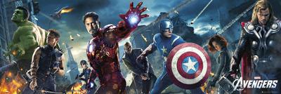 Avengers-One Sheet Poster