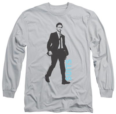 Long Sleeve: Suits – Suit Walking T-shirts