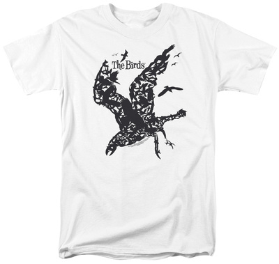 The Birds- Title T-shirts
