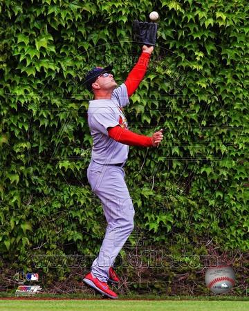 Matt Holliday 2012 Action Photo