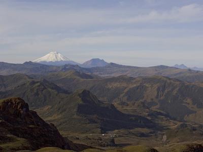 The Ecuadorian Highlands Photographic Print by Glenn Bartley