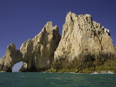 Lands End Arch, Cabo San Lucas, Baja California, Mexico Photographic Print by David Cobb