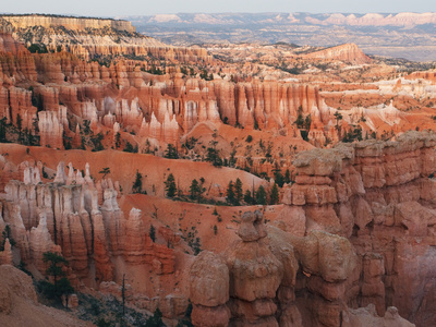 Hoodoos in Bryce Canyon National Park, Utah, USA Photographic Print by John Cornell