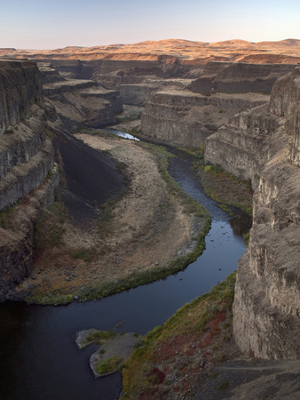 The Palouse River Photographic Print by Sean Bagshaw