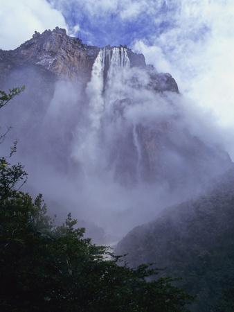 Angel Falls, Canaima, Venezuela Photographic Print by Gary Cook