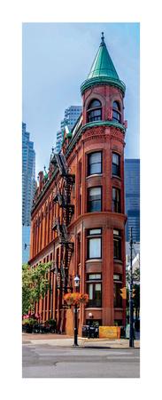 Flat Iron Building, Toronto, Ontario Prints by Jeff Maihara