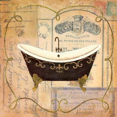 Bain de Luxe I Prints