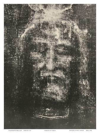 Shroud of Turin Art