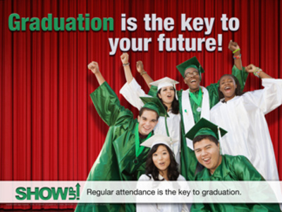 Graduation Is The Key Prints