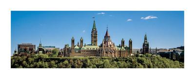 Parliament, Ottawa, Ontario Prints by Jeff Maihara